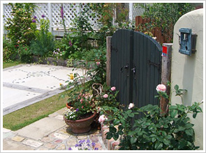 ガーデン施工